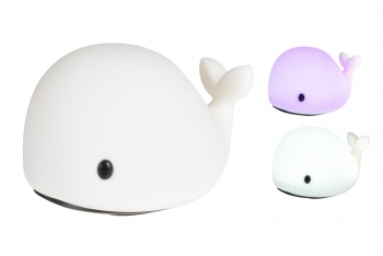 Cute Whale Night Light  - LITTLE L - 2