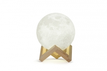 The Moon. Lamp LED Night Light - Small -