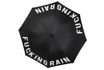 """Fucking Rain"" Umbrella - 1"