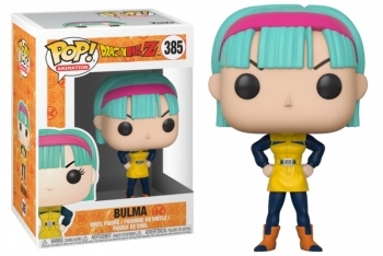 Figura Funko Pop! Bulma (Dragon Ball)
