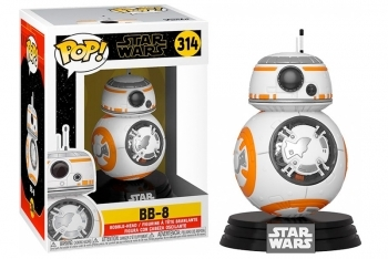 Figura Funko Pop! BB-8 (Star Wars)