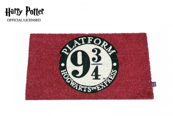 Porte tapis Harry Potter 9 3/4