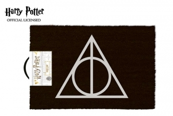 Porte tapis Harry Potter - Deathly Hallows