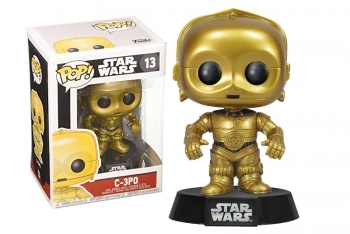Figura Funko Pop! C-3PO - Star Wars