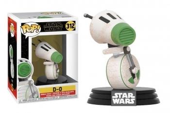 Figura Funko Pop! D-0  (Star Wars)