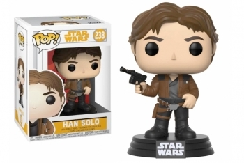 Figura Funko Pop! Han Solo (Star Wars)