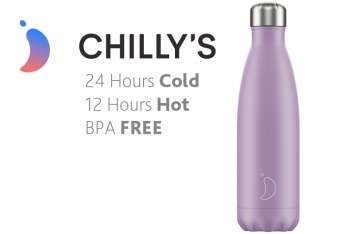Chilly's Bottle LILA PASTEL 500ml