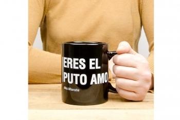 Taza ERES EL PUTO AMO by Miss Miserable - 1