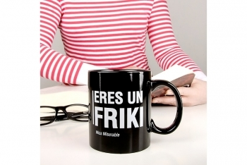 Taza FRIKI by Miss Miserable - 1