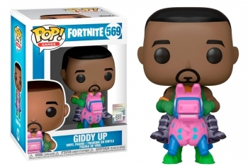 Figura Funko Pop!  GIDDY UP - FORTNITE