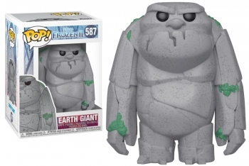 Figura Funko Pop! EARTH GIANT  (Frozen)
