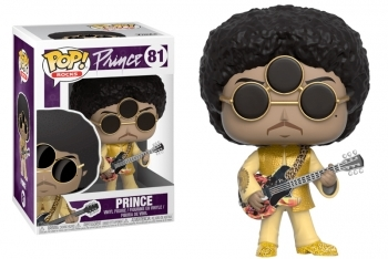 Figura Funko Pop! PRINCE 3RD EYE GIRL