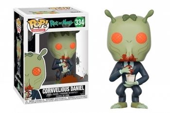 Figura Funko Pop! Warrior Summer (Rick & Morty) (duplicate)