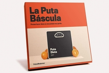 La PUTA BÁSCULA (Weighing scale) - 1