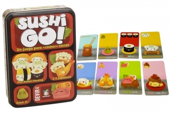 SUSHI GO! (spanish edition)