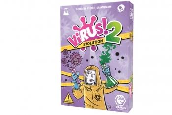 VIRUS EVOLUTION (spanish edition)