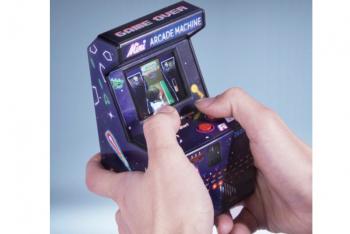 Retro Mini Arcade Machine 240in1 by ThumbsUp UK (duplicate)