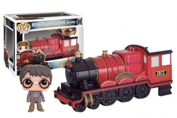 Funko Pop! HOGWARTS EXPRESS HARRY POTTER