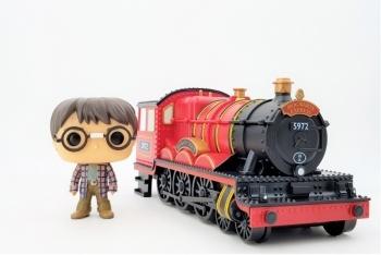 Figura Funko Pop! Harry Potter - Quidditch (duplicate) - 1