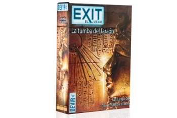 EXIT: The Pharaoh's Tomb (spanish edition)