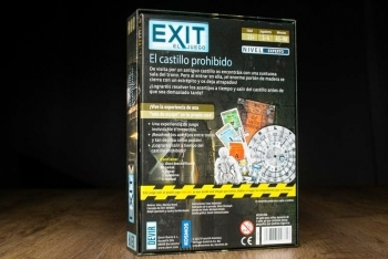 EXIT: The Forbidden Castle (spanish edition) - 2