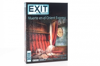 EXIT: Dead Man on the Orient Express (spanish edition)