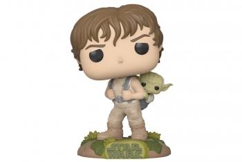 Figura Funko Pop! Luke amb Yoda