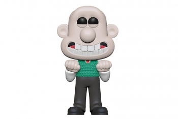 Figura Funko Pop! Wallace (Wallace and Gromit)