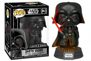 Figura Funko Pop! - Darth Vader (Lights & Sound)