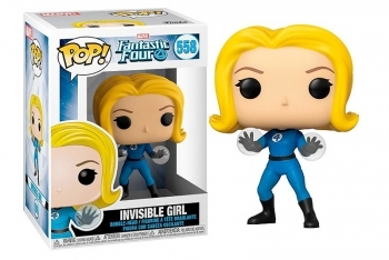 Figura Funko Pop! Fantastic 4 - Invisible Girl