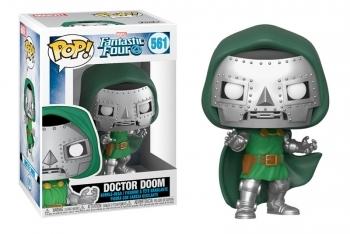 Figura Funko Pop! Fantastic 4 - Doctor Doom (duplicate)