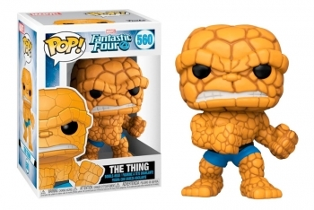 Figura Funko Pop! Fantastic 4 - Invisible Girl (duplicate)