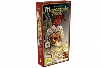 MASCARADE (spanish edition)