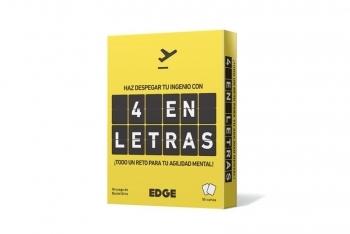 4 EN LETRAS (spanish edition)