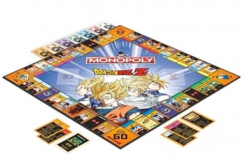Monopoly Dragon Ball Z - 1