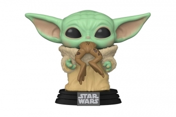 Funko Pop THE CHILD amb granota | Star Wars: The Mandalorian