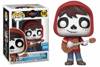 Funko Pop! MIGUEL I COCO - LIMITED EDITION EXCLUSIVE