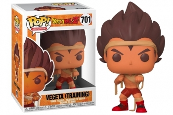 Figura Funko Pop! TRAINING VEGETA - DRAGON BALL