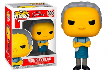 Figura Funko Pop! MOE SZYSLAK - THE SIMPSONS