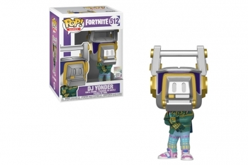Figura Funko Pop! Fortnite DJ Yonder