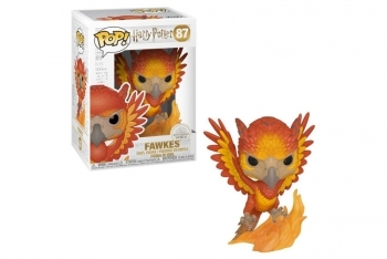 Figura Funko Pop! Fawkes (Harry Potter)