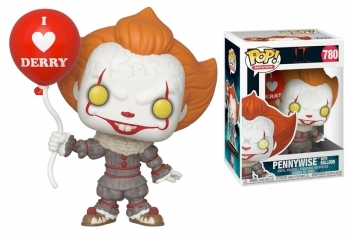 Figura Funko Pop! Pennywise with ballon
