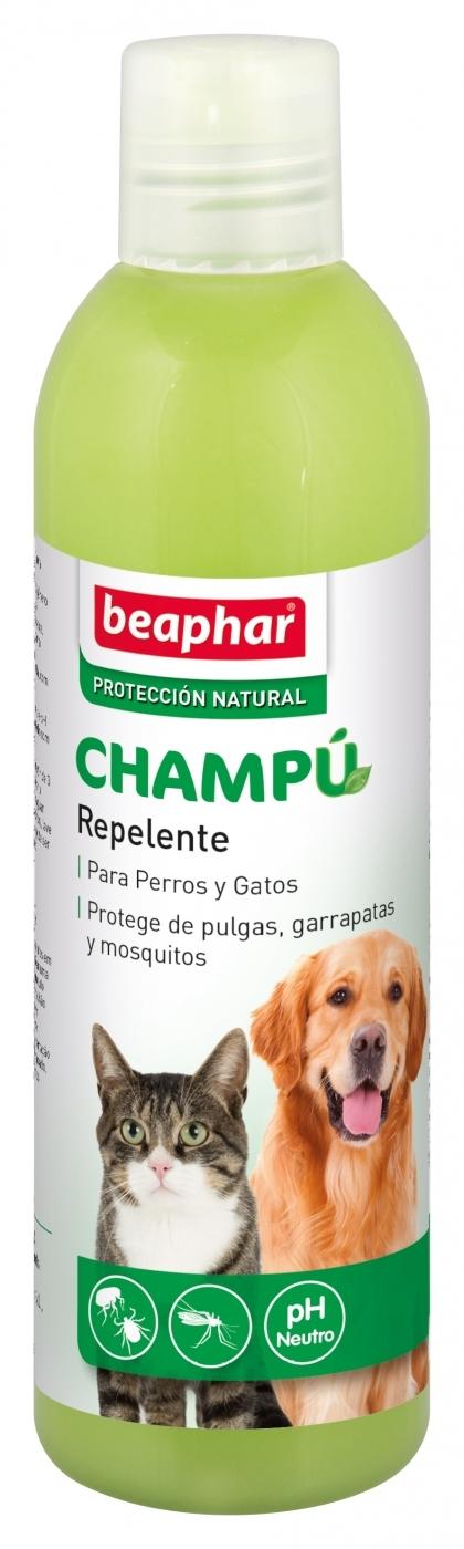 CHAMPU REPELENTE PERRO Y GATO