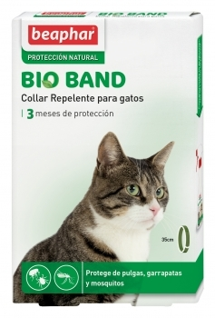 COLLAR BIO BAND REPELENTE GATO