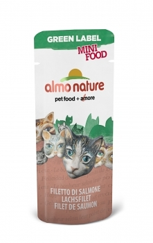 CAT HFC GREEN MINI FOOD 3G - 2