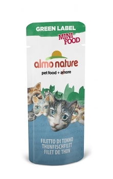 CAT HFC GREEN MINI FOOD 3G - 3