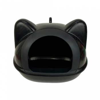 BANDEJA CAT TOILET NEGRO