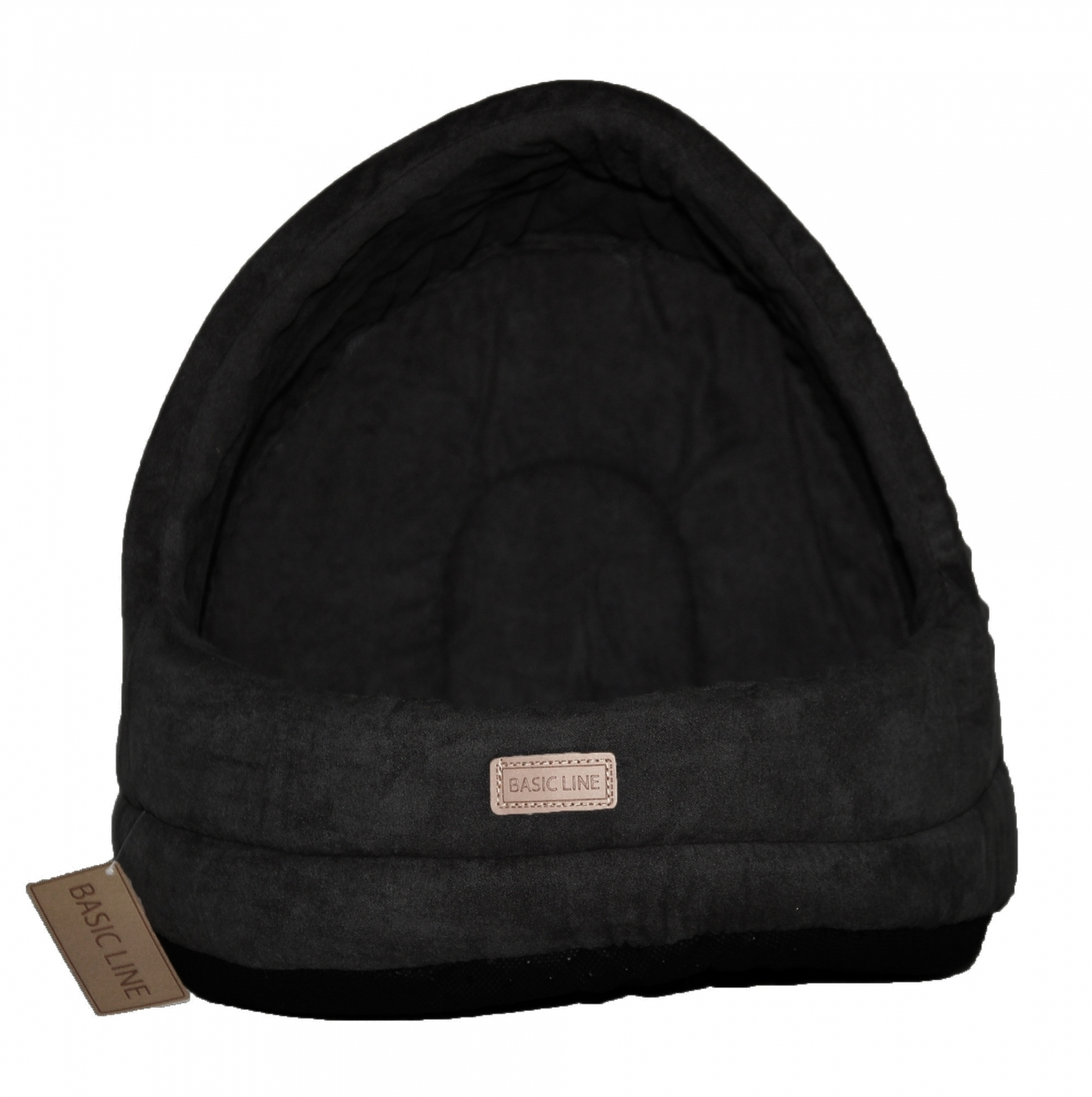 CAPAZO SUEDE DOME BASIC LINE CAT NEGRO