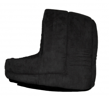 CAPAZO SUEDE DOME BASIC LINE CAT NEGRO - 2