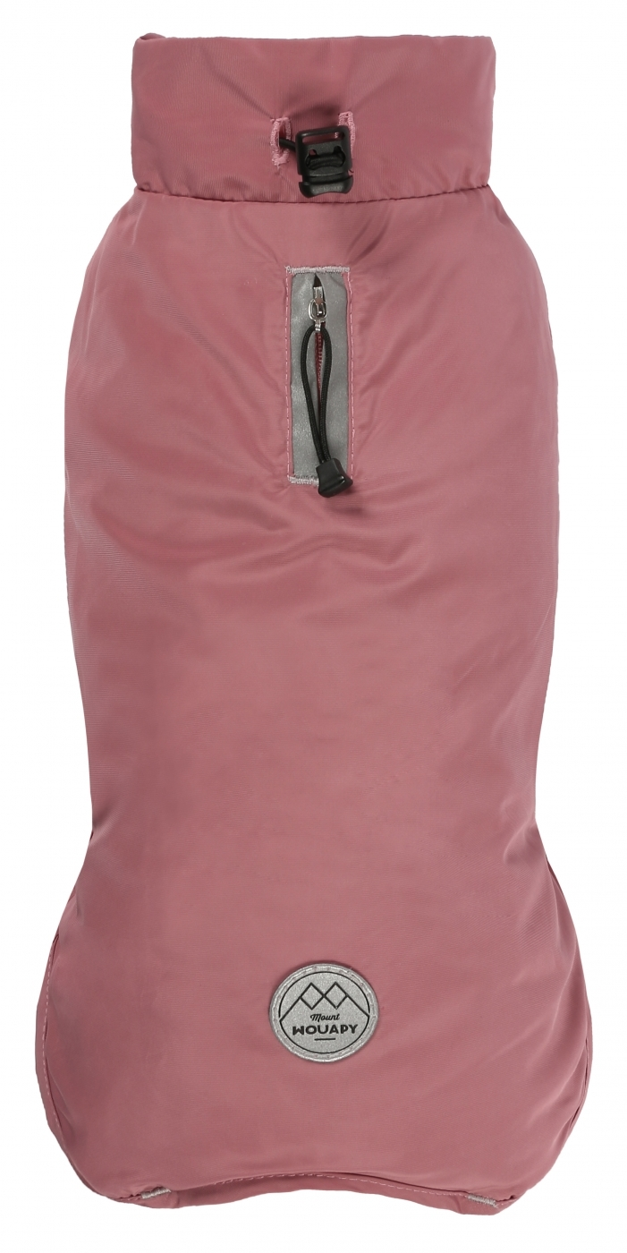 IMPER  BASIC RAINCOAT ROSA